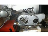 Honda c50 6v engine