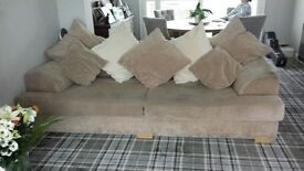 Beautiful 3 and 2 seater sofas from Vogue Furnishing