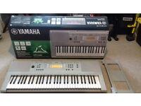 Yamaha YPT-340 ... excellent portable keyboard