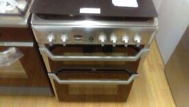 INDESIT 60Cm Gas Cooker in NEW Ex Display.