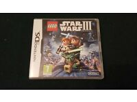 Nintendo 3DS Lego Star Wars 3 111 The Clone Wars