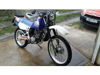 Suzuki dr 125 se djebel
