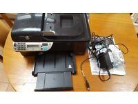 HP Officejet 4500 Wireless Printer, Scanner and Copier