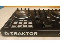 Traktor s2 controller