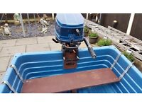 Fishing Boat, Rowing Boat, Tender boat with engine (PRICE DROPPED AGAIN)