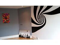 Nice 1 bedroom/Studio in Good location Hanwell - 1 Bed flat Short* or Long Term