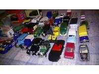 All collectable cars :)