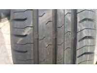 4x tyres in excellent condition