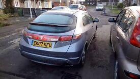 Honda Civic 2007 . Pls contact - 07507969688