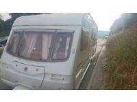 Avondale Argente 550-4 Caravan