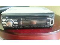 Radio sony withBluetooth cd aux