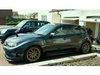 Subaru Impreza STI Type UK