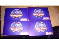 4x tickets to Alton Towers on 13th July. Location Dereham