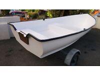 10 foot Open boat/tender
