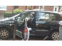 2004 Hyundai Getz for Repair or Scrap