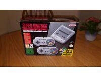 Official Nintendo SNES Mini 200+ Games! SNES, NES, Gameboy, GBA, Mega Drive!