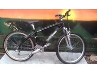 Jamie Tomkins Limited Edition Trials Bike Hard Tail Jump Mountain By Base Bikes