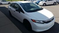 2012 Honda Civic DX *** MANUEL***