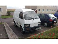 Daihatsu hijet good for day camper conversion NOW SOLD
