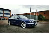 2002 Jaguar X Type 3.0 V6 SE Automatic (AWD) Full MOT FULL LEATHER Xtype S Type C Class E S Auto 4x4