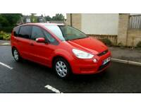 Ford S-Max 1.8 tdci lx, 7 seater, 10 months MOT, good condition