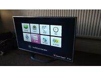 LG 47' LED TV 3D