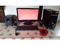Hewlet Packard C5460 Desktop PC £135 ONO