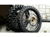 Ktm 65 wheels