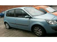 Renault scenic for parts 2007 year
