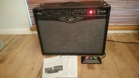 Peavey Valveking 212 with Flightcase