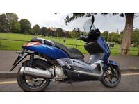 Yamaha x max 250 yp 250 maxi scooter