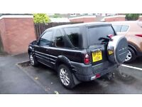 Lovely LPG converted Freelander 1 with body kit, alloys etc. My car, loved for the last 10 years.