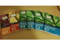 Edexcel A level maths books