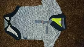 Boys 3-6 month designer clothes.