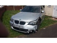 Bmw 525d lci msport 58 plate all parts available