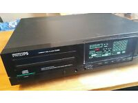 Philips CD 880 High End CD-Player ELIT CD Transport HIGH END UNIT £1000 Value
