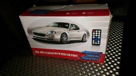 Brand new car radio MP3 player with USB/SD port