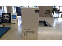 *Brand New Sealed* Samsung Galaxy S6 32GB Black Sapphire