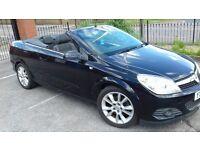 Vauxhall astra convertible 2007 petrol 10 months mot