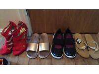 Ladies shoes 5/6