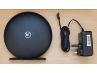 BT Complete WiFi Whole Home Disc Wi-Fi Extender black for Smart Hub 2 092822