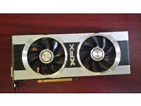 2x XFX AMD Radeon HD 7970 (3072 MB) R7900 series Graphics Card
