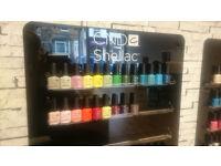 CND original Shellac bulk buy from reputable salon, set, starter kit, bargain