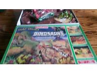 lost valley of the dinosaurs game