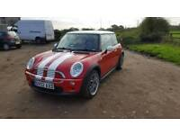 Bmw mini one with cooper s styling