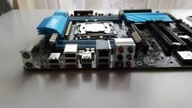 I7 6850k AsRock x99 Extreme 4.