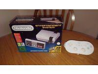 Nintendo NES Mini *SPECIAL* RARE! SNES GBA Mega Drive PCE