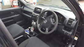 Honda crv black 2006