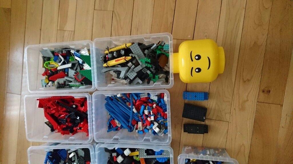 Huge bundle of lego