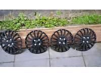 """15"""" Plastic Wheel Trims"""
